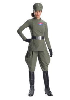 The Star Wars Imperial Officer Costume for Women is the perfect 2019 Halloween costume for you. Show off your Womens costume and impress your friends with this top quality selection from Costume SuperCenter! Star Wars Costumes, Cosplay Costumes, Party Costumes, Cosplay Ideas, Costume Ideas, Star Wars Convention, Imperial Officer, At At Walker, Star Wars Film