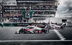 Audi Le Mans 2014 by Agnieszka Doroszewicz, via Behance Lemans Car, Rolex, Audi Motorsport, 24h Le Mans, Car Manufacturers, Road Racing, Loire, Cars And Motorcycles, Race Cars