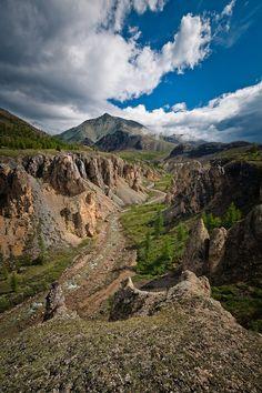 Buryatia, Tunkinsky National Park.
