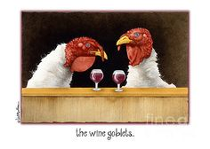 """The Wine Goblets"" by Will Bullas"