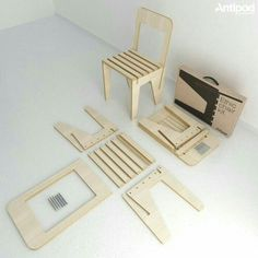 Cadeira para entrevista designer