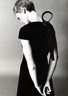 Mia Farrow by Avedon