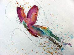 butterfly art - unique