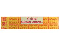 #Goloka #Nag #Champa #Agarbathi - by #Bindidesigns