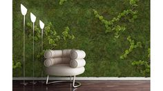 De Greenwall 2.0 zorgt voor fluisterende natuur aan je muur. - BouwProfs