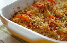 Recept voor komkommer uit de oven | Vers van de Teler