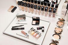 Makijaż na pokazieDior Cruise 2016, fot.Vincent Lappartient for Christian Dior Parfums