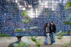 Paris Portrait Session Sample Images - Better Travel Photos