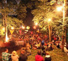 Wilderness Festival - Thursday 7th - Sunday 10th August 2014