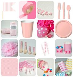 Complete Pink Birthday Party Pack with all you will need to style a beautiful dessert table @stylishparty1  We're giving one away in Issue 3 - send your entries to competitions@elite-magazine.co.uk