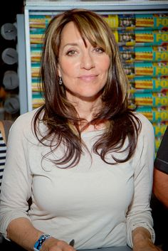 "Katey Sagal ""Sons of Anarchy""...really obsessed with her hair!"
