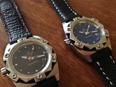#wristwatches #danish #design #automatic #wristshot #blackpolarbear