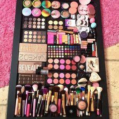 My make-up!!!✋✌