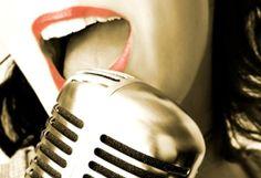 Take singing lessons.