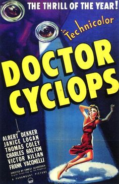 Doctor Cyclops - 1940