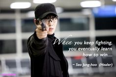 Healer quotes: Ji Chang Wook as Seo Jung Hoo (ep19)