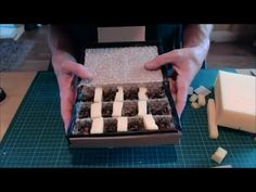 ▶ How to make cheap and easy custom miniature storage boxes - YouTube