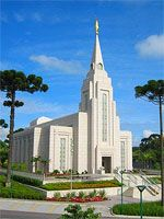 Learn about the LDS Temple and Temple marraiges.