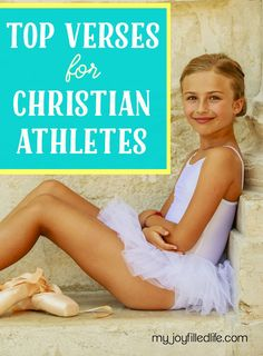 Top Bible Verses For Athletes - My Joy-Filled Life