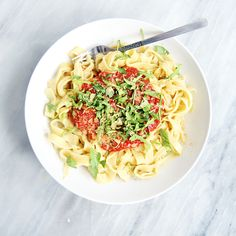 HOW TO : homemade vegan pasta | jenny mustard