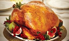 A low-sodium gluten-free turkey option for the holidays.