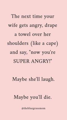 Funny things to do to the Wife - Funny/Truth - Best Humor Funny Funny Shit, Haha Funny, Funny Jokes, Funny Stuff, Funny Wife, Hilarious Sayings, Mom Jokes, Funny Sarcasm, Freaking Hilarious