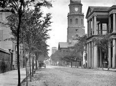 Meeting Street 1865