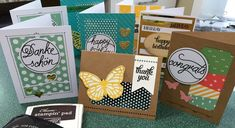 Hello, Connie Nichol here today. I am so super impressed with the Stampin' Up! Tin of Cards Project Kit - if you have not seen this and need some gorgeous handmade cards without much fuss, this is perfect! It also makes the best present!! I had a bit of free time yesterday so I sat…