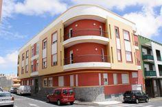 Edificio Las Islas con 14 Viviendas y Garajes para Promociones Viescan S.L.  En San Isidro, Granadilla de Abona, Tenerife.