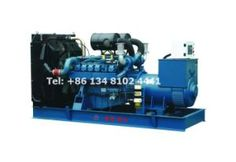 Ce/ISO Diesel Generator Set 64kw 80kVA with Doosan Daewoo Diesel Engine on Made-in-China.com