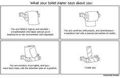 Toilet paper wars!