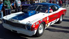 1973 Sox & Martin Plymouth Duster