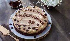 Aufregende Geburtstagstorten-Rezepte | Dr. Oetker Espresso, Cupcakes, Tiramisu, Ethnic Recipes, Desserts, Food, Recipes, Sweet Potato Cakes, Bakken