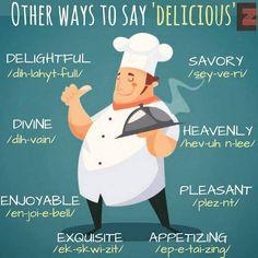 delicious synonym