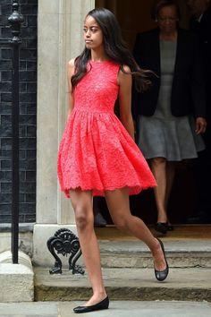 #maliaobama #maliaobamastyle #minidress #shortdress #lacedress #summerdress #teenagestyle #balerinashoes