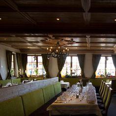 Restaurant - Restaurant & Büffet Bilder - Superior Hotel das Seekarhaus