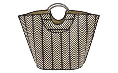 Palm Leaf Tote - All Gifts - Gifts | Jayson Home - perfect for a farmers market tote!