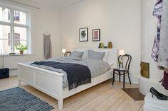 Un precioso apartamento en Suecia
