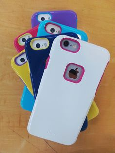 Add some fun colors to your iPhone 6 or iPhone 6 Plus! Our Regatta case not only shows off the Apple logo but also provides double the protection for your phone with dual-layer construction. #iLuv #iLuvColor Get your stylish, colorful and, durable case now at http://www.iluv.com/product_list.asp?page=1&code1=C010211%2CC010210&keywords=regatta