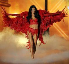 Adriana Lima #victoriasecret