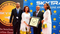 ETHIOPIAN AIRLINE BAGS 2017 AFRAAA AWARD