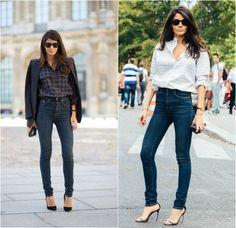 como usar calça jeans cintura alta 2