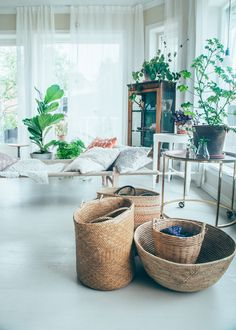 The charming home of a Swedish designer. Johanna Bradford / Kristin Lagerqvist.
