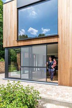House Extension Design, Extension Designs, House Design, House Extensions, Deco, Porch, Sweet Home, New Homes, Exterior