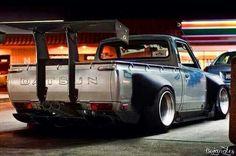 Nice rear