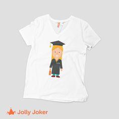 ¿Que tal unas camisetas personalizadas para tu grupo de amigos con los que  te vas a graduar  Diseñalas como tu quieras a17c580bfc7ee