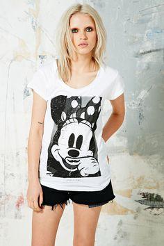 Eleven Paris Minnie Mouse Tee