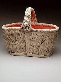 Adrina Richard Basket at MudFire Gallery