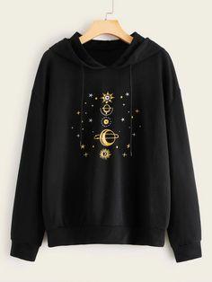 Girls Fashion Clothes, Teen Fashion Outfits, Stylish Hoodies, Fashion Mode, Fashion Styles, Emo Fashion, Gothic Fashion, Steampunk Fashion, Vetement Fashion