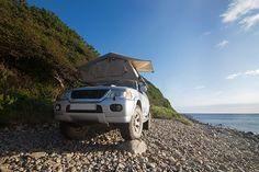 Are you heading out on a camping trip with your SUV? Need a tent to hitch onto the back? Check out my guide to the best SUV tent. Camping Gear, Camping Hacks, Suv Tent, Best Suv, Get Outside, Tents, The Great Outdoors, Survival, Hiking